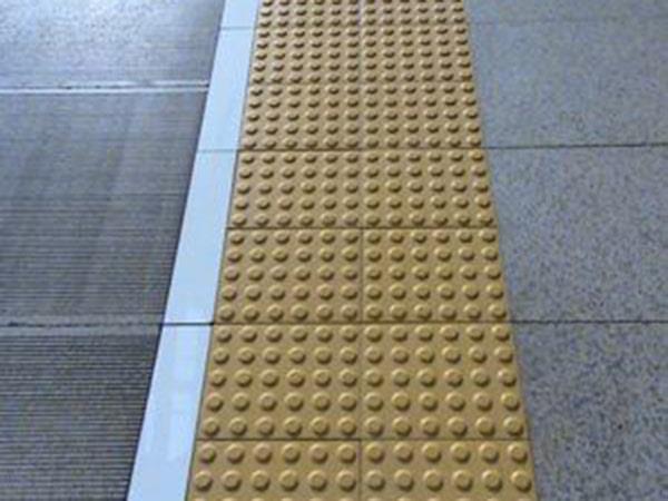 火车站盲道砖